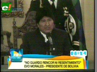 Bloqueo en Europa: El Presidente acepta las disculpas de España, Francia, Italia y Portugal