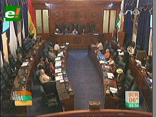 Senado aprueba en grande el proyecto de Ley de Servicios Financieros