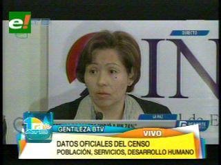 Oficial. Devuelve a La Paz el primer lugar en población; Santa Cruz es segunda