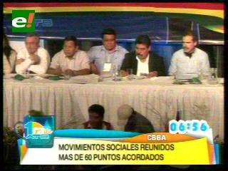 Cumbre Antiimperialista declara a Evo Morales como líder mundial de los movimientos sociales