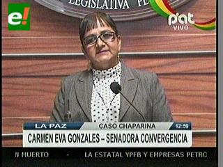 Gonzales pide al Ministerio Público emitir requerimiento penal para Llorenti y Farfán