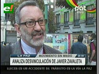 MSM pide el curul a diputado Zavaleta