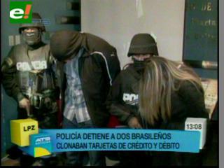 Policía desbarata red que vendía facturas clonadas