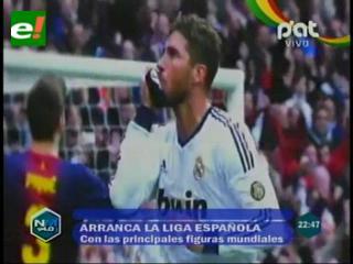 Comienza la liga española