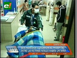 Un menor entre los muertos en Palmasola