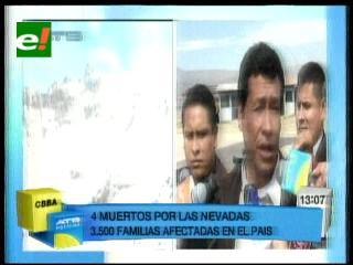 Nevada: Gobierno confirma muerte de 4 personas y los 10 desaparecidos están sanos y salvos
