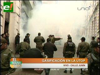 Destituyen a jefe policial y solucionan motín en la UTOP