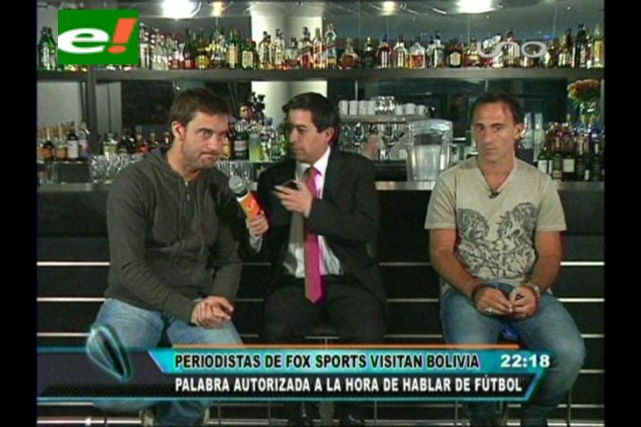 Maxi Palma: Que no esté Cristiano o Zlatan no afectará en nada al espectáculo mundialista