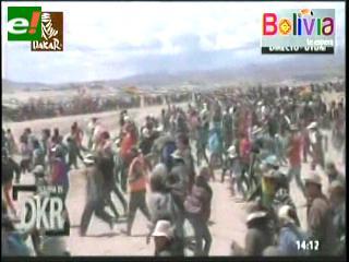 Dakar 2014: Bolivia supera diferencias y celebra unida con el Chavo y Nosiglia