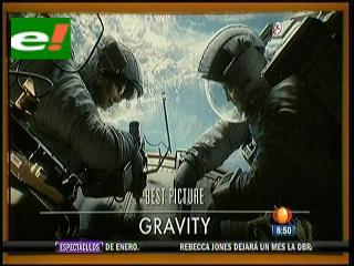 """Oscar: """"Gravity"""" y """"Hustle"""" con 10 nominaciones"""
