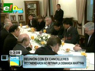 """Ex cancilleres: Fallo Perú-Chile es """"favorable"""" y esclarece frente marítimo que demanda Bolivia"""