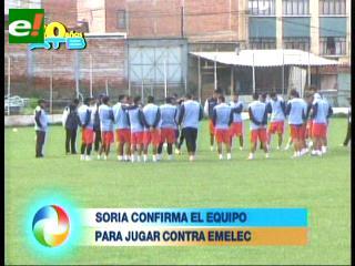 Libertadores: Este jueves Bolívar Vs. Emelec y The Strongest Vs. Atlético Paranaense