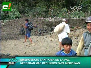 Emergencia sanitaria en La Paz para evitar brotes