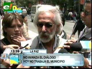 Alcaldía descarta anular proyecto en la Garita de Lima pese a protesta de gremiales