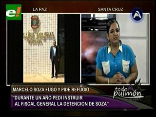 Gonzales: Después de que se escapó la presa Guerrero viene a armar su show