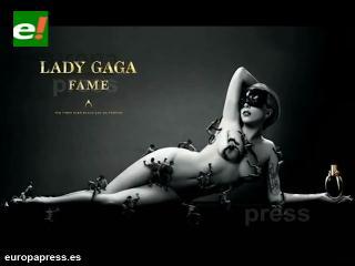 Lady Gaga sorprende con su primer perfume
