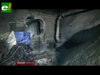 Alta tecnología y 45 metros de túnel para robar un banco