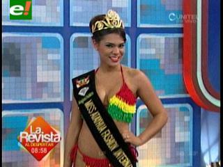 Dayana Romero gana título internacional en Perú