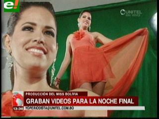 Miss Bolivia 2013: A pocos días de la Gala Final