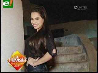 Teresa Talamás se alista para el Miss Supranacional 2013