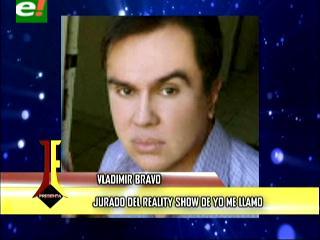 """Vladimir Bravo, habla sobre la producción """"Yo me llamo"""""""