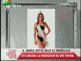 Ex Miss Bolivia Mundo debuta como actriz
