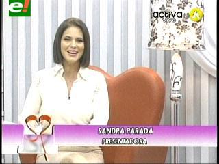 """""""Hola …., soy Sandra Parada"""""""