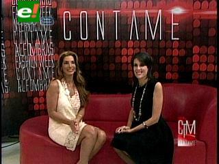 """Mercedes Soler de CNN: """"El Salar de Uyuni es mágico"""""""
