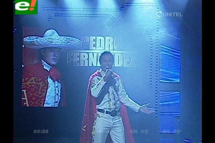 Yo me llamo: Pedro Fernández pasa a la final