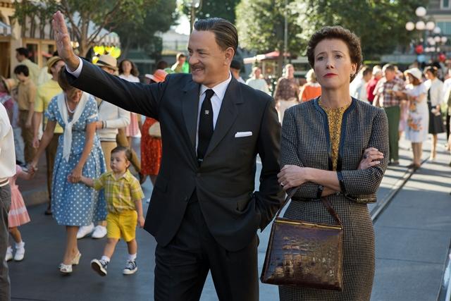 Tom Hanks es Walt Disney en «El sueño de Walt»
