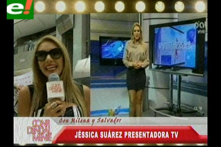 "Jéssica Suárez: ""He tenido un gran crecimiento profesional"""