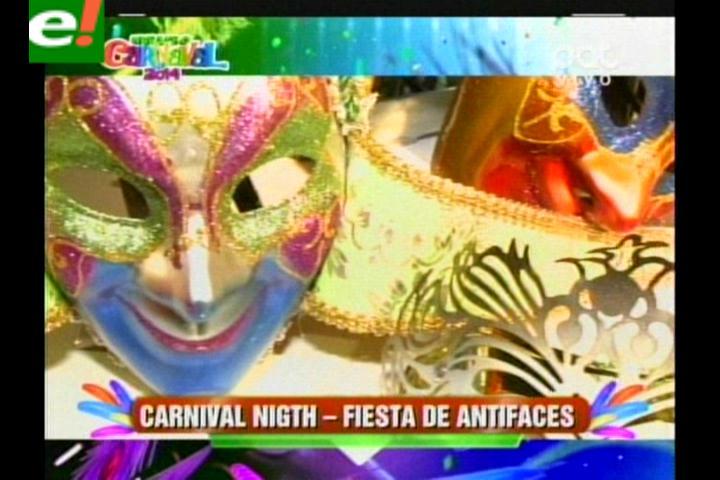 Las Tuvichá te esperan en Carnival Night