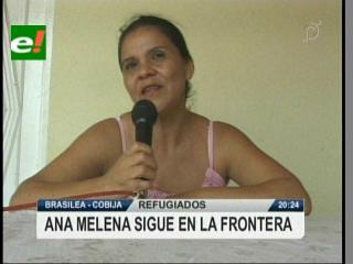 """Ana Melena rompe el silencio: """"Evo Morales utiliza a las personas para perpetuarse en el poder"""""""