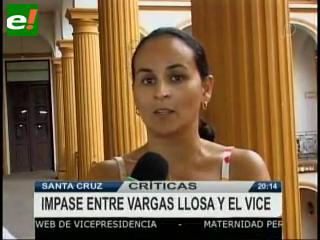 Paula Peña considera que el Vicepresidente usó palabras racistas contra Mario Vargas Llosa