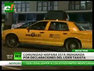 En Nueva York discriminan a los pasajeros de taxis por su nacionalidad