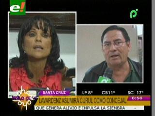 Suplente de Desirée Bravo niega negociaciones con el MAS
