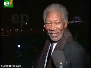 La CNN mata a Morgan Freeman