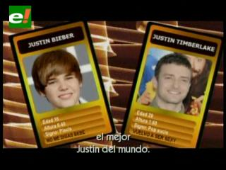 La batalla de los Justins