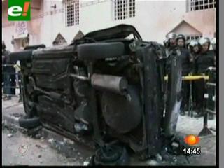 Egipto: 21 personas mueren en un atentado en iglesia cristiana