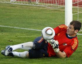 Iker Casillas es el mejor arquero del mundo