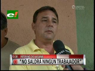 Director interino de AASANA asegura que no habrá despidos