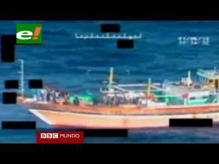 Marines de EEUU rescatan a pesquero iraní secuestrado por piratas
