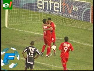 Un Guabirá renovado le gana por 3 – 0 a Real Mamoré