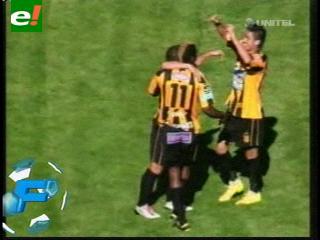 The Strongest venció a Nacional Potosí 4 – 3