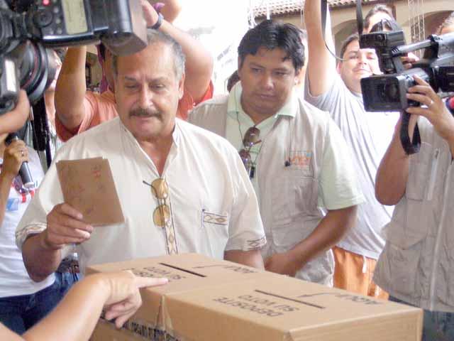 Alcalde de Trinidad contrajo el dengue