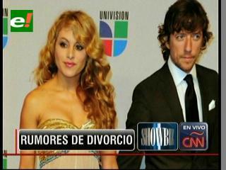 Rumores de divorcio entre Paulina Rubio y Nicolás Vallejo