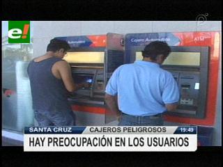 Santa Cruz: Delincuentes clonan tarjetas de débito y vacían las cuentas
