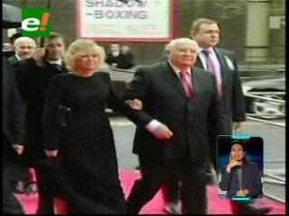 Gorbachov, homenajeado en Londres en su 80 cumpleaños