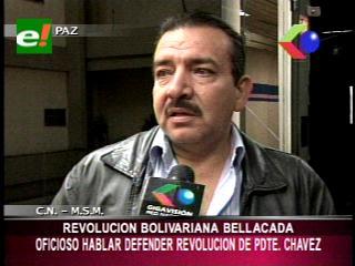 """Diputado Martínez: """"La revolución bolivariana es una bellacada"""""""