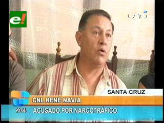 Navia habló desde la cárcel, ratifica acusación contra René Sanabria y acusa a fiscales de extorsión